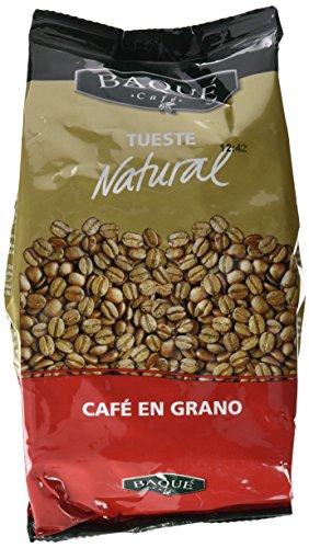 Cafés Baqué Café en Grano Natural - 500 gr - [Pack de 3]