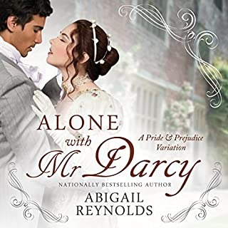 Alone with Mr. Darcy: A Pride & Prejudice Variation Titelbild