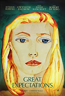 GREAT EXPECTATIONS MOVIE POSTER 2 Sided ORIGINAL Advance 27x40 GWYNETH PALTROW