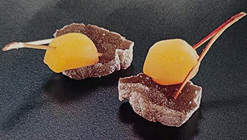 前菜 八寸 干柿栗松葉 24個 業務用 冷凍