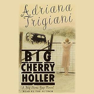 Big Cherry Holler audiobook cover art