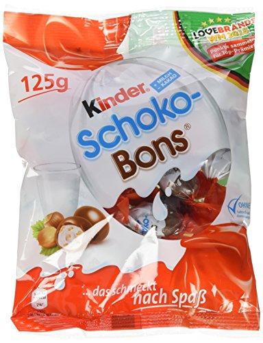 Kinder Schoko-Bons , 8er Pack (8x 125 g Packung)