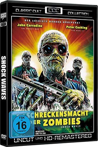 Die Schreckensmacht der Zombies - Classic Cult Edition