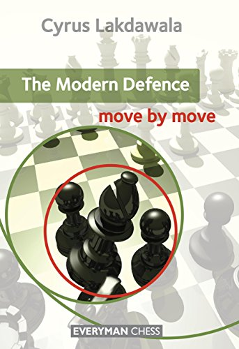 Modern Defence: Move by Move (Everyman Chess)
