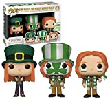 Funko Pop 3 Pack Harry Potter 37209 Fred George Ginny ECCC2019...