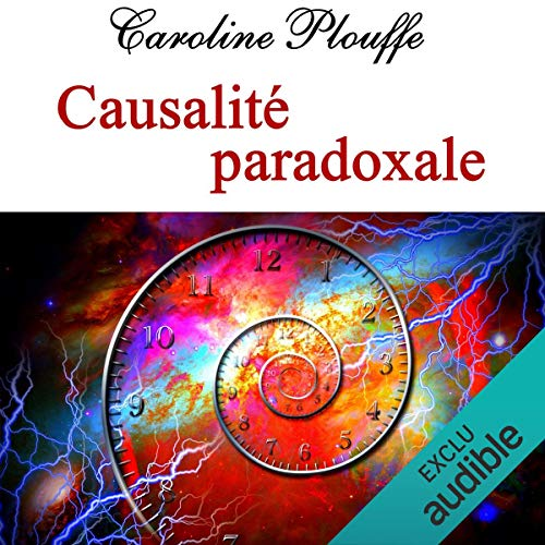 Causalité paradoxale cover art