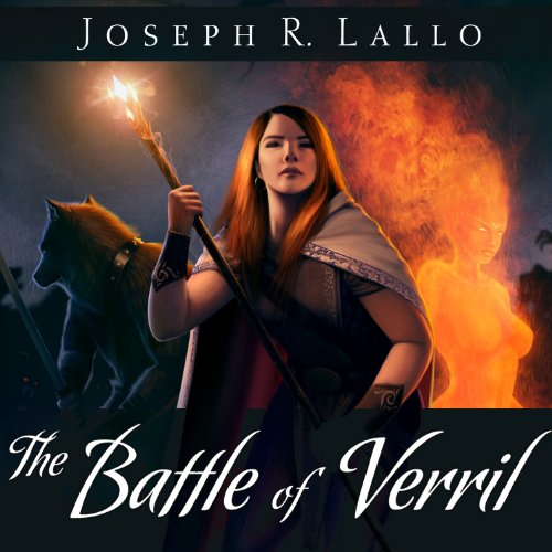 The Battle of Verril cover art