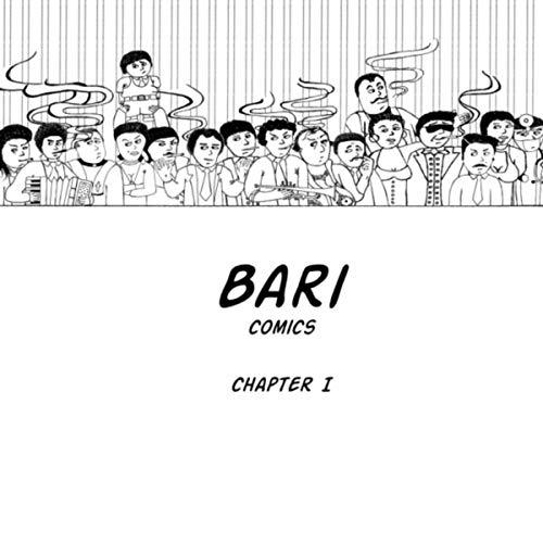 Bari, Chapter 1 [Explicit]