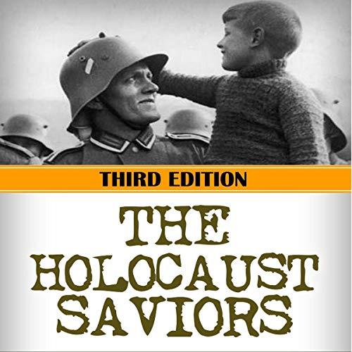 The Holocaust Saviors cover art