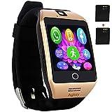 Smart Watch Touch Screen All-in-1 Smartwatch Wristwatch Unlocked Watch Phone...