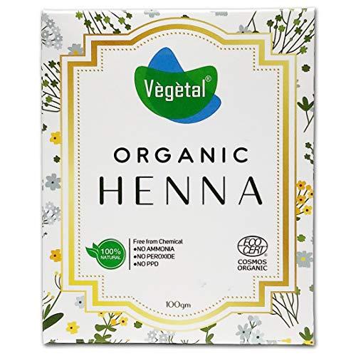 Henné bio végétal 100 g