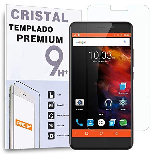 REY Protector de Pantalla para UMI MAX, Cristal Vidrio Templado Premium