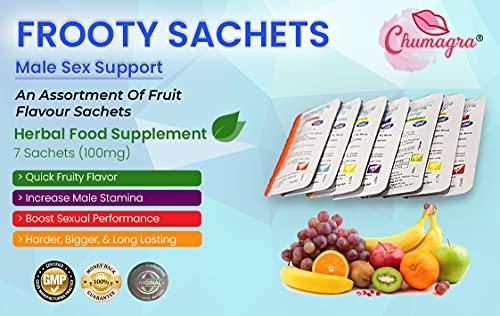 Oral Jelly Tab migliora l'effetto immediato della resistenza, massima durata strisce, risultati potenti 100% 7 bustine