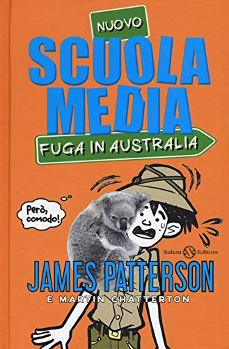 Nuovo scuola media. Fuga in Australia