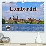 Lombardei (Premium, hochwertiger DIN A2 Wandkalender 2022, Kunstdruck in Hochglanz): Von den Alpen bis zum Po (Geburtstagskalender, 14 Seiten )