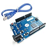 HiLetgo® Leonardo R3 Pro ATmega32U4 Micro USB Arduinoと互換 ケーブル付き [並行輸入品]