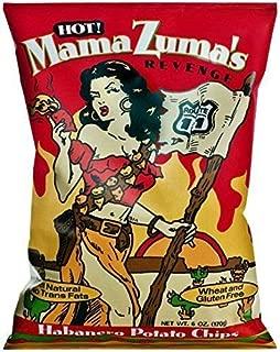 30 Pack of Route 11 Potato Chips 2 ounce bags (Mama Zuma's Revenge)