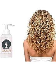 Bounce Curl Boost definiërende crème, haarherstellende veerkracht, krullende haarproducten Stuiterende krullen, strikt krullen Curl definiërende stylinglotion