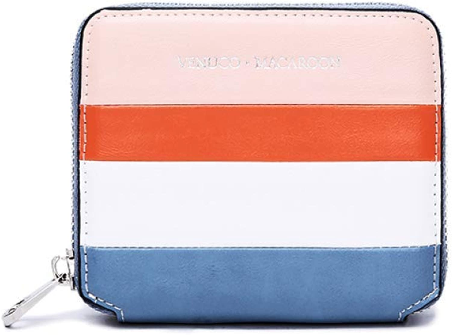 Cross Women's Wallet PU Leather Large Capacity Retro Coin Purse Student Money Clip The for Work