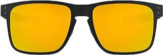 Men's OO4123 Holbrook Metal Square Sunglasses