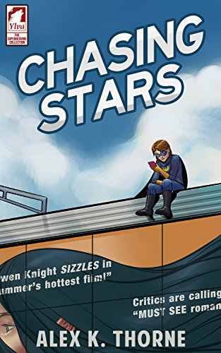 Chasing Stars (The Superheroine Collection Book 3)