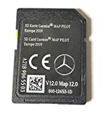 SD CARD MERCEDES GARMIN MAP PILOT STAR1 v12 Europe 2019 - A2189065503 Please check compatibility BEFORE...