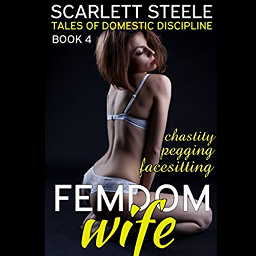 Femdom Wife audiobook cover art