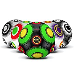 Bend-It Soccer Ball Size 5 Match Ball, Knuckle-It Pro