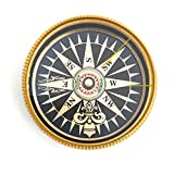Get PANOVOS Antique Military Magnetic Compass Tools Just for $7.99