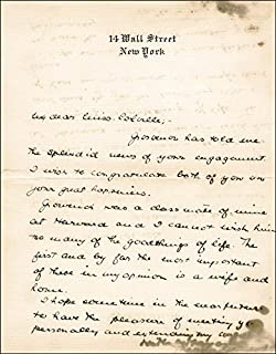 Brigadier General Theodore Roosevelt Jr. - Autograph Letter Signed 04/01/1916