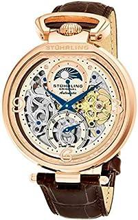 ساعة يد للنساء من ستيرلينج اوريجنال، من الجلد، 889.03