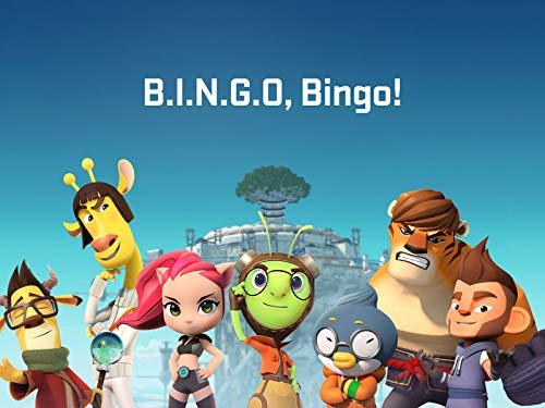 B.I.N.G.O, Bingo!