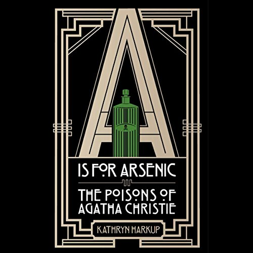 A is for Arsenic cover art