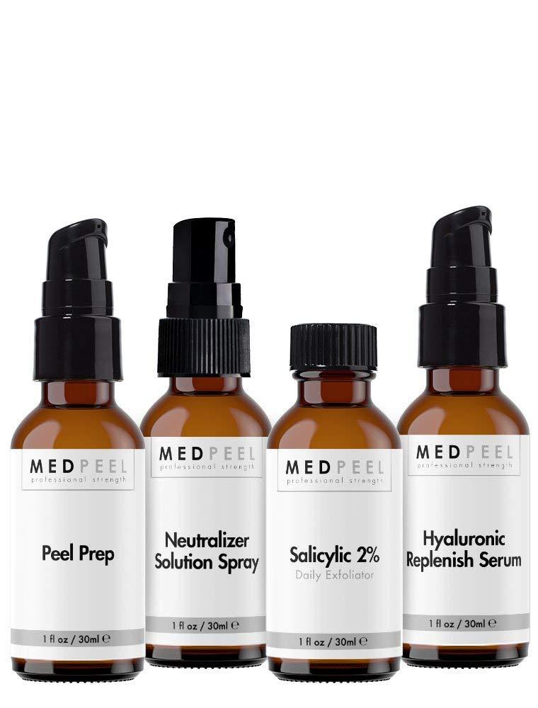 MedPeel Premium 専門店 Salicylic Essentials Peel Kit 送料無料激安祭