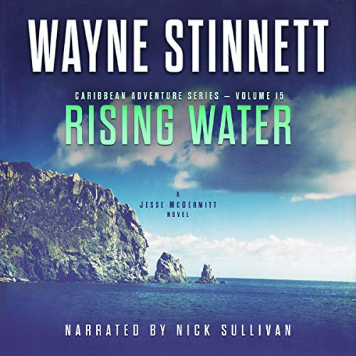 Couverture de Rising Water: A Jesse McDermitt Novel