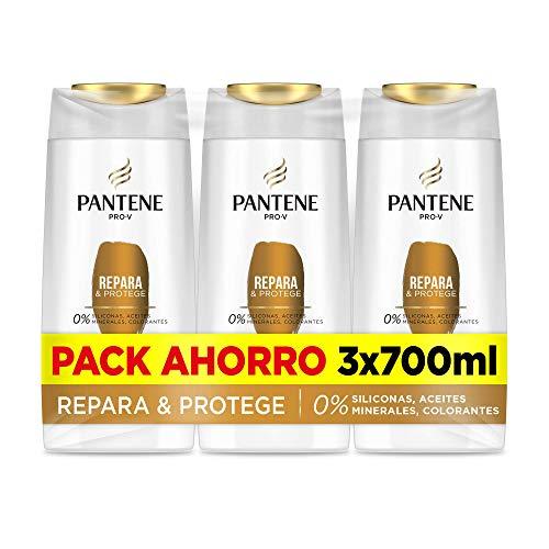 2. Champú Pantene Repara y Protege