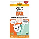 Country Life, Gut Connection Kids – Immune Balance, Improves Gut Microbiome Health and Supports a Healthy Immune System, 100 Chewable Tablets. (Health and Beauty)