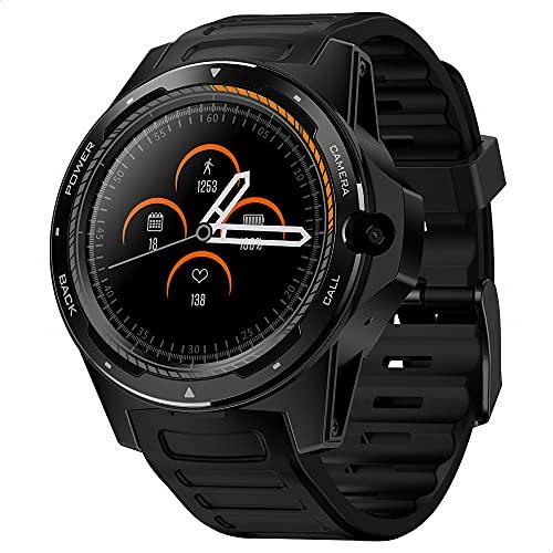 BINDEN Smartwatch Thor 5 Reloj Inteligente SIM 4G LTE con Camara 8MP Conexión WiFi y GPS Doble Procesador Monitor de Frecuencia...