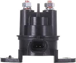 TUPARTS Starter Relay Solenoid Fit For Sea-Doo GTI LE RFI 2003-2005 LRV DI 2002-2003 LRV/RX DI 2000-2002 GTX 215 2008-2009 2011-2013 GTX 4TEC Supercharged Wake 2003-2006 12V