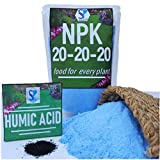 Shiviproducts NPK 20 20 20 Water Soluble Fertilizer for Plants (450 gm) +