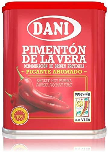 Dani - Pimentón de la Vera picante ahumado, 1 x 75 gr