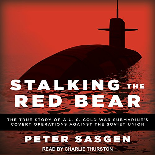 Stalking the Red Bear audiobook cover art