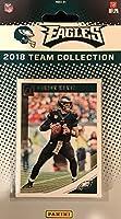 Philadelphia Eagles 2018 Donruss Factory Sealed Complete Mint 12 Team Set with Carson Wentz, Nick Foles, Ron Jaworski, Dallas Goedert Rookie Card plus 2017 Super Bowl Champions