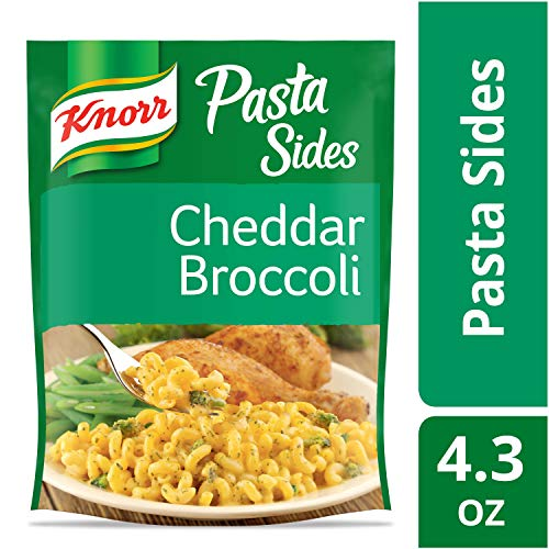 Knorr Pasta Side Dish, Cheddar Broccoli, 4.3 oz