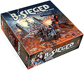 CMON B Sieged Sons of The Abyss Board Game