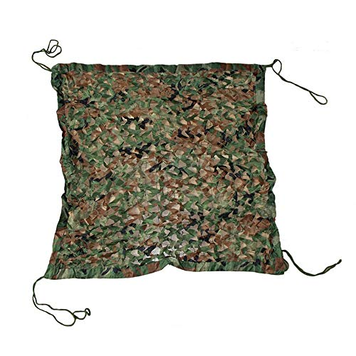 For Sale! Camo Netting Woodland Camouflage Netting, Oxford Cloth Camping Shelters,Camo Netting for C...