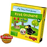 HABA My Very First Games - First Orchard Cooperative Game Celebrating...