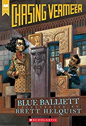 Chasing Vermeer, middle grade mystery series