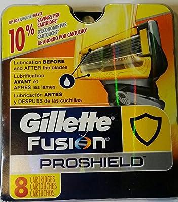 Gillette Proshield Refill Cartridges