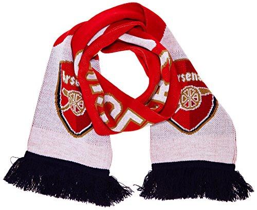 PUMA Arsenal Fan Scarf Sac de Sport Homme, High Risk Red/White/Estate Blue, X